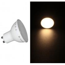 LED SMD GU10 ΜΑΤ 7W 230V...