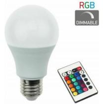 ΛΑΜΠΑ LED E27 RGB 7,5 W ME...